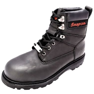 Goodyear Snapon Black Boot