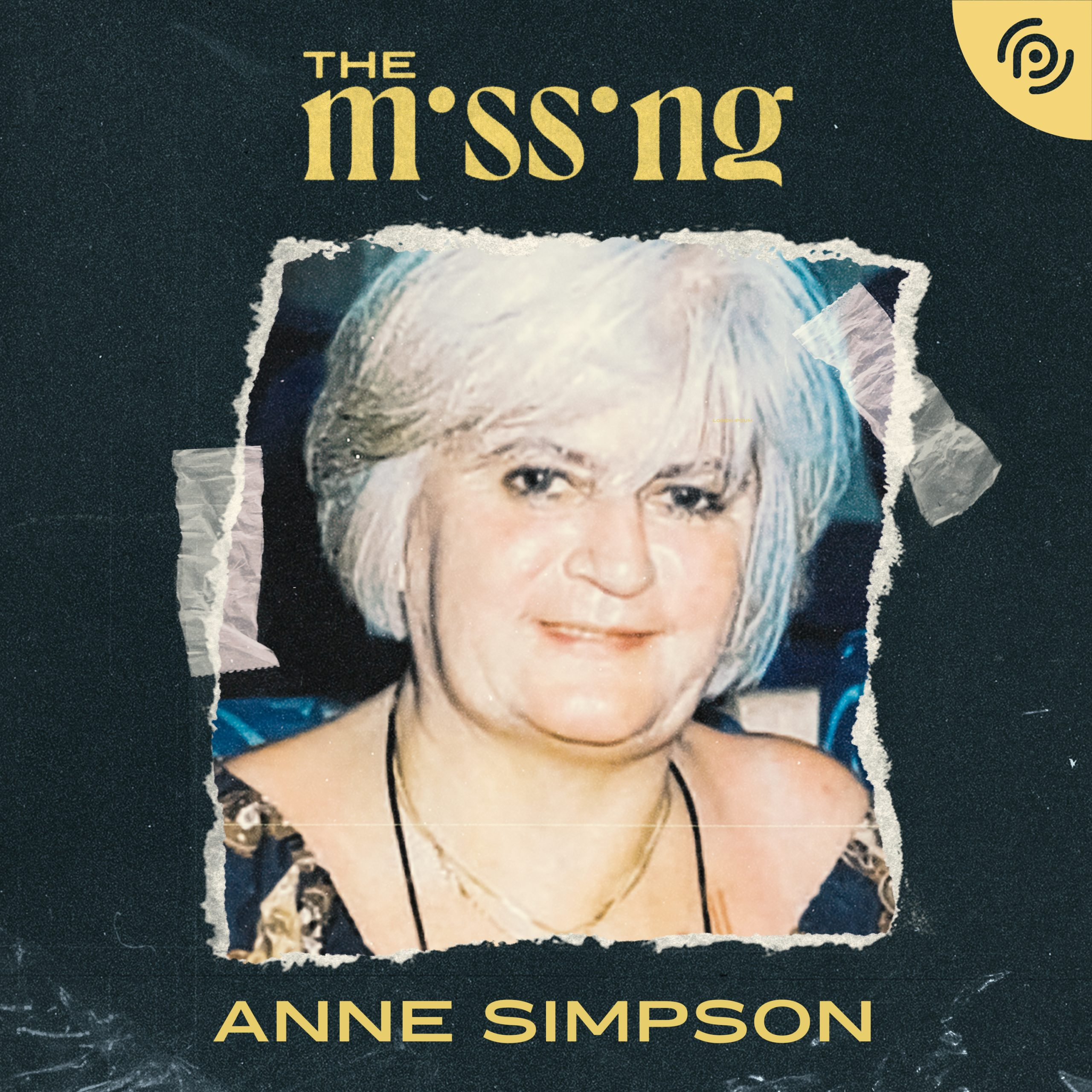 The Missing Podcast Anne Simpson