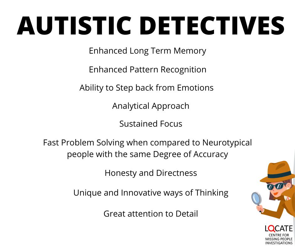 Autistic Detectives